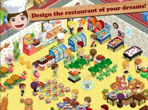Download Restaurant Story Mod Apk 2021(Unlimited Money / Gems) 2