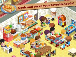Download Restaurant Story Mod Apk 2021(Unlimited Money / Gems) 3