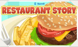 Download Restaurant Story Mod Apk 2021(Unlimited Money / Gems) 1