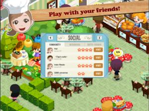 Download Restaurant Story Mod Apk 2021(Unlimited Money / Gems) 4