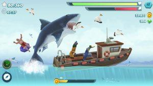 Hungry Shark Evolution MOD APK 8.7.0 1