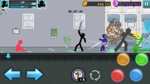 Anger of Stick 5: Zombie MOD APK 5
