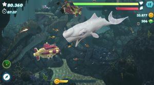 Hungry Shark Evolution MOD APK 8.7.0 4