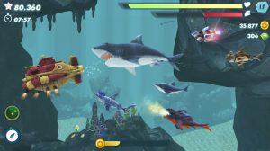Hungry Shark Evolution MOD APK 8.7.0 7